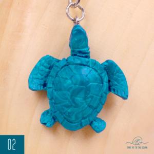 Sea turtle Keychain