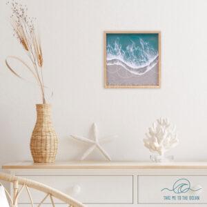 Tropical beach limited editon made on eigen huis en tuin